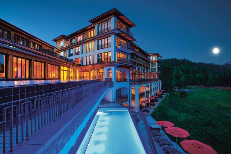 Schloss Elmau Luxury Spa Retreat & Cultural Hideaway, Germany