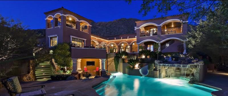 Scottsdale Estate Villa Falcone -2017-
