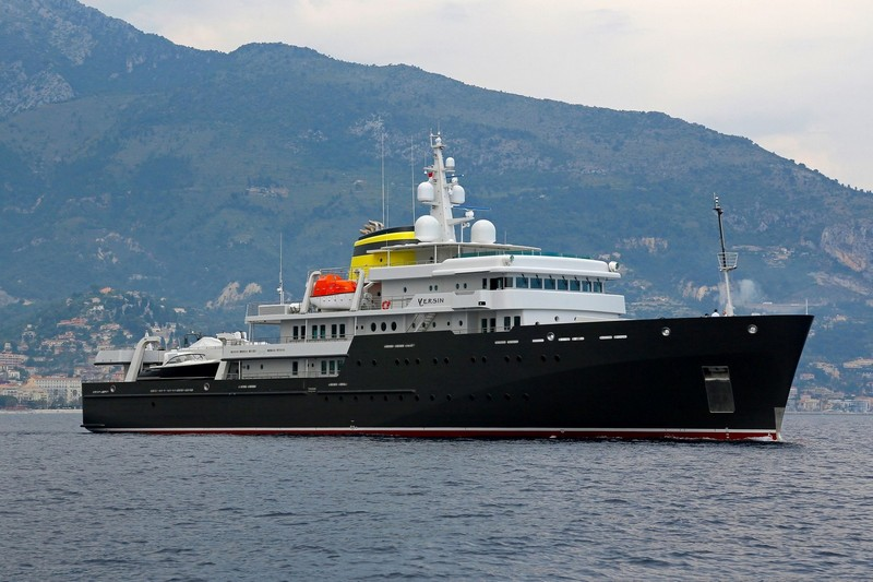Sea conservation - HSH Prince Albert II of Monaco Establishes Monaco Explorations 2017 - Yersin yacht - a transoceanic exploration vessel, Yersin, will depart from Monaco July 2017 and return Summer 2020