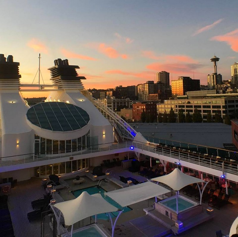 Seabourn 2017 Alaska cruise season-