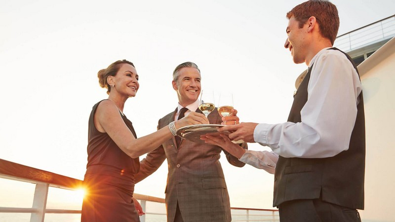 Seabourn Cruises - Experience ultra-luxury cruising refined to its purest form