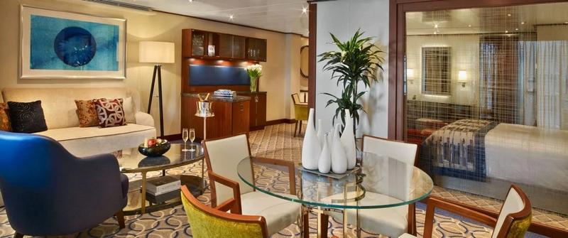 Seabourn Suites