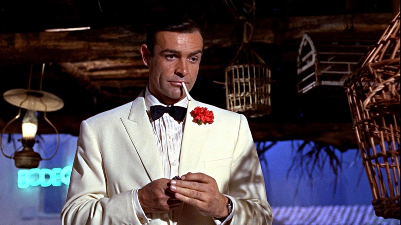 Sean Bond Connery