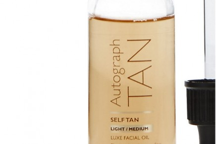 The best facial self-tans