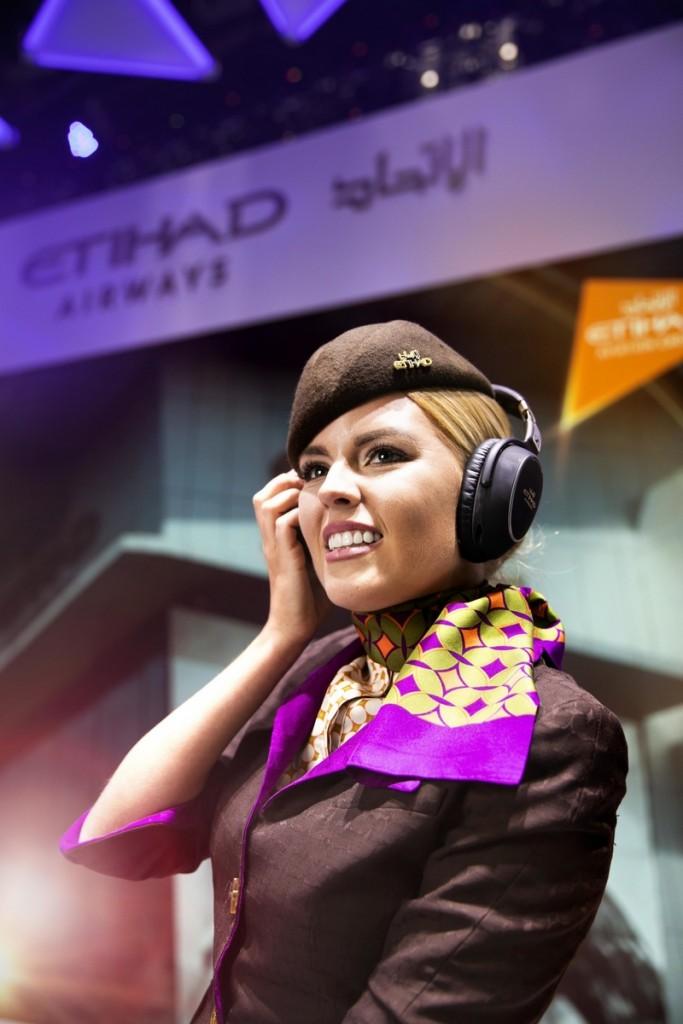 Sennheiser to equip Etihad Airways' premier cabin