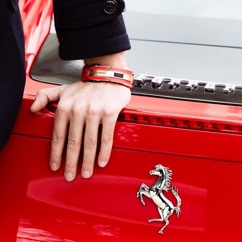 Senturion Elite Key-Ferrari