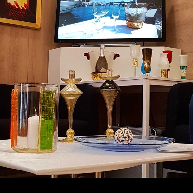 SerenaLuxuryMosaic Cannes - Tableware Collection