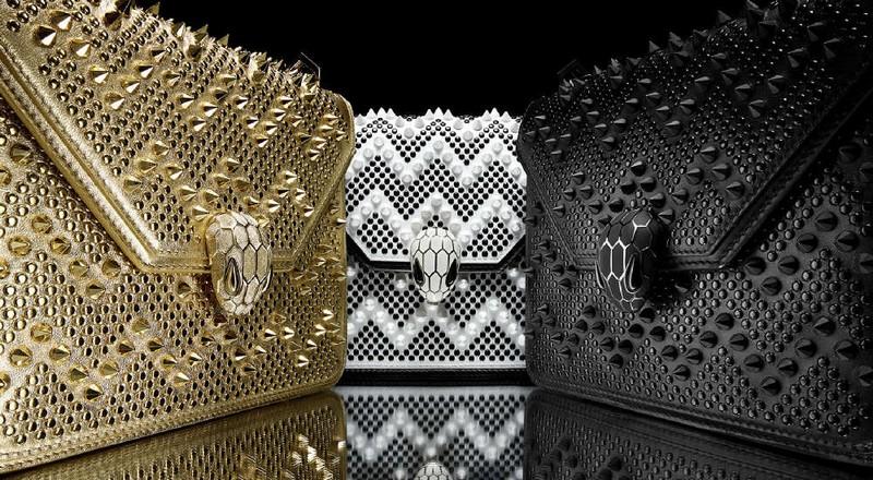 Serpenti Through The Eyes of - British Footwear Designer Nicholas Kirkwood Revisits Bulgari's Accessories
