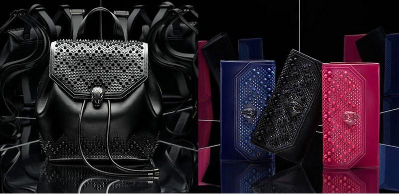 Serpenti Through The Eyes of - British Footwear Designer Nicholas Kirkwood Revisits Bulgari's Bags