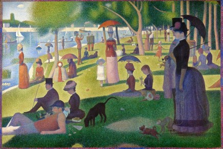 The finest French art of living on Île de la Jatte in Paris