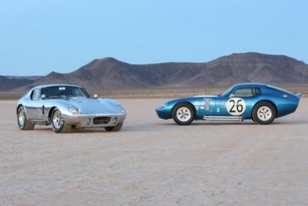 50th anniversary Cobra Daytona Coupe Series