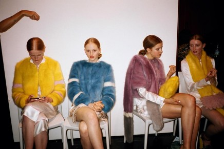 The year novelty fashion broke free of its Christmas shackles
