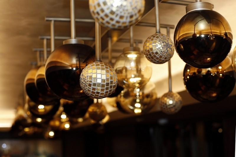 Sicis is turning the light on at Fairmont Hotel Vier Jahreszeiten in Hamburg-