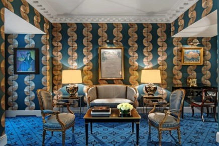 New Luxury Hotels around the world: Hôtel de Berri Celebrates 'Art De Vivre' in the City of Light