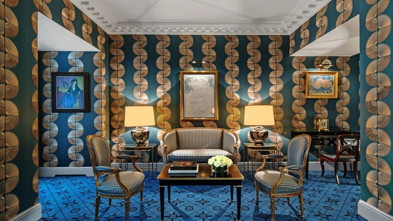 Signature suite Park View -The Luxury Collection Announces The Opening Of Hôtel de Berri In Paris