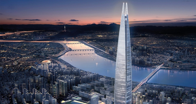 Signiel Seoul - new luxury hotel openings 2017-2018