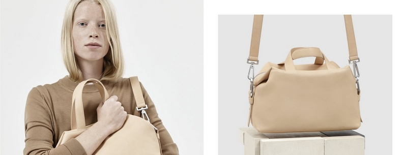 Silent goods bags