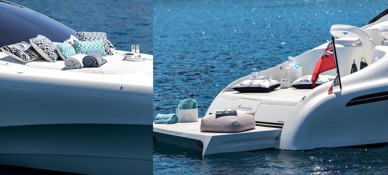 Silver Arrows Marine x Sabrina for Arrow 460-Granturismo