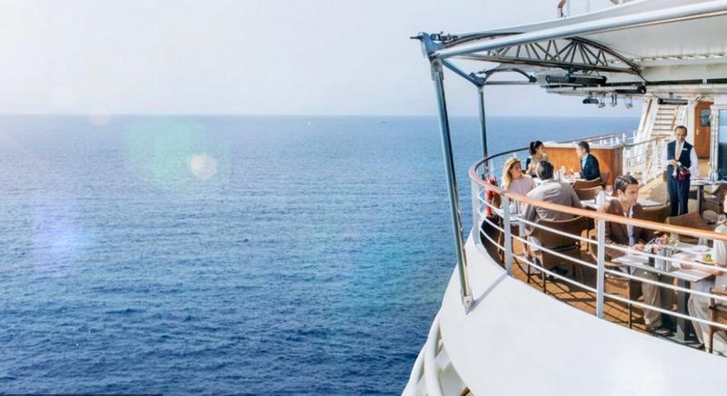 Silver Seas _ Silver Muse Cruise Ship