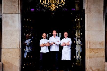 Four Seasons Hotel George V, Paris – First European Hotel with Three Michelin-starred Restaurants
