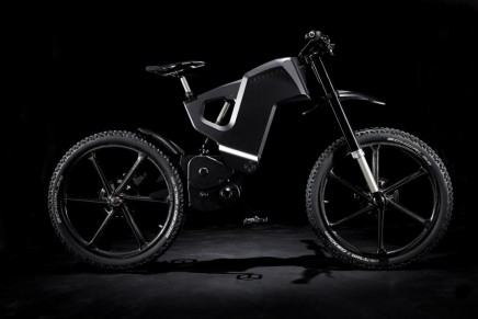 Trefecta High Tech E Bike With The Military In Mind