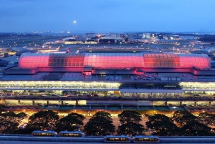 The World's Best Airports 2014. Singapore Changi Airport named the world's favourite airport again.