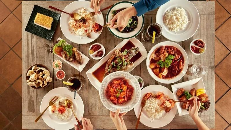 Singapore food VisitS