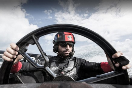 Luxury car technology combined with unique personalisation to help Sir Ben Ainslie win the America's Cup