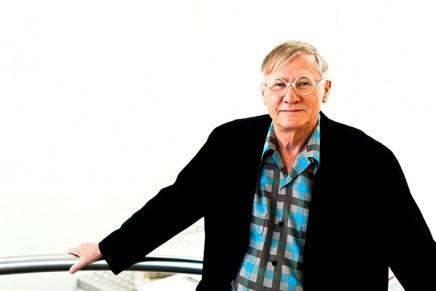 Architect Nicholas Grimshaw wins RIBA gold medal
