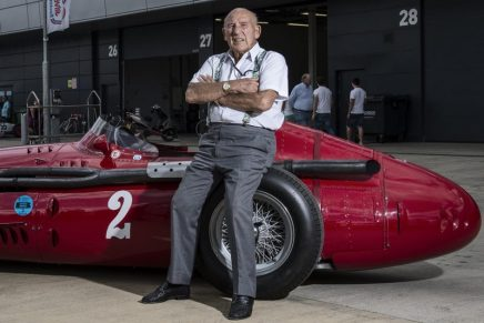 From Monza to Monaco: Stirling Moss's five best races