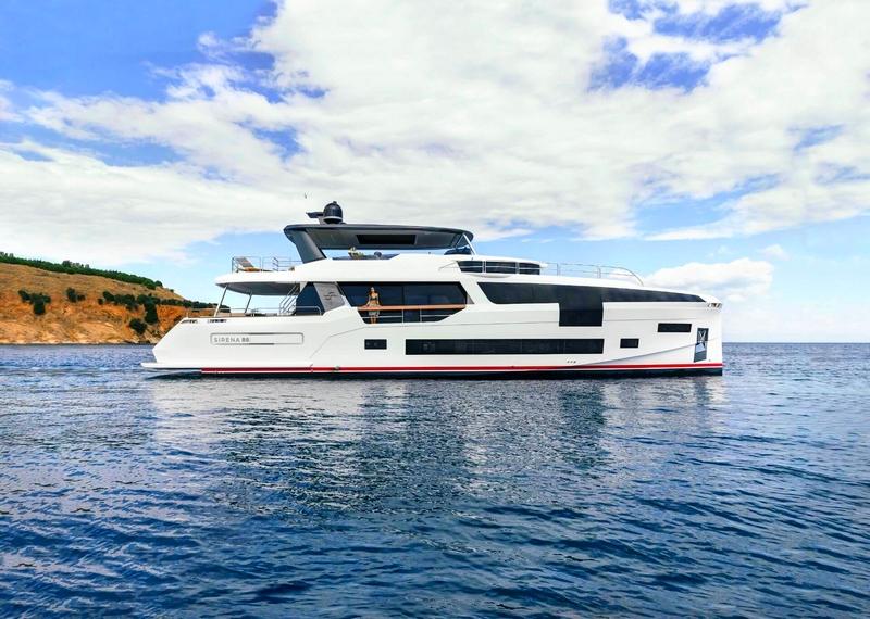 Sirena Yachts Sirena 88