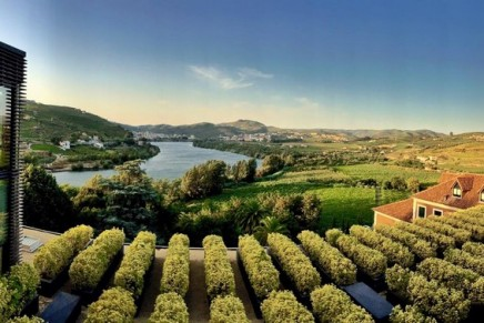 FIrst European Six Senses opens doors in the beautiful Portuguese UNESCO's Douro Valley