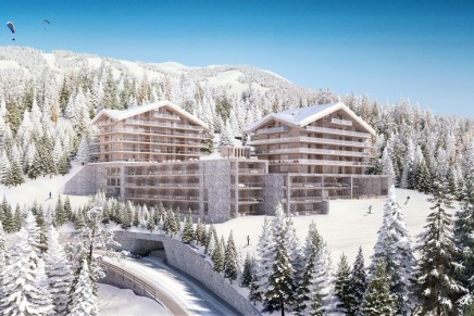 Six Senses to open its first resort in Switzerland: The project offers residences for sale to foreigners