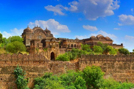 A new resort to reinterpret the regal ambiance experienced at Rajasthan's royal forts
