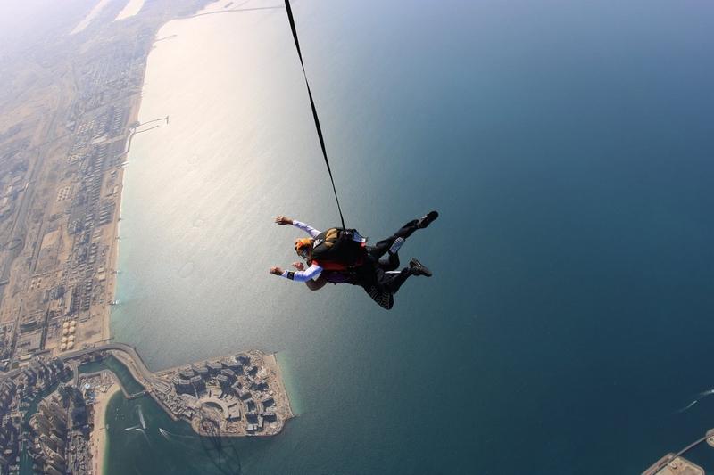 SkydiveDubai