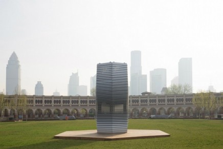 Anti-smog bikes: could pedal power clean China's polluted air?