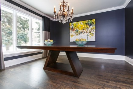 Luxury Isn't a Bad Investment with Solid Wood Furniture