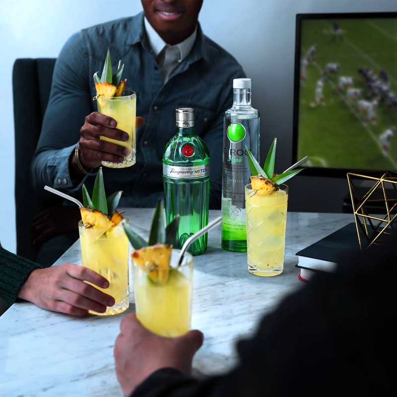 Snoop Dogg and The Tanqueray TEN project