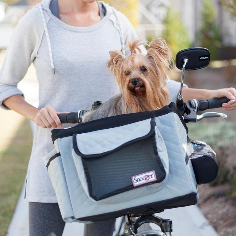 Snoozer Dog Bicycle Basket