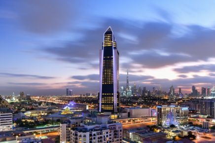 Largest Sofitel in the Middle East & Africa takes inspiration from the Luxor Obelisk in Paris