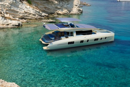 With Solarwave Yachts the only footprints you leave are those in the sand…