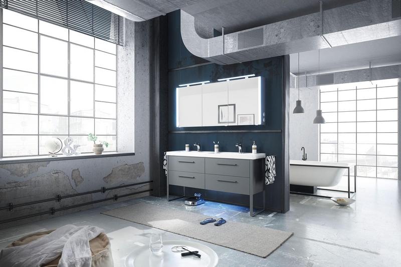 Solitaire 9025 bathroom