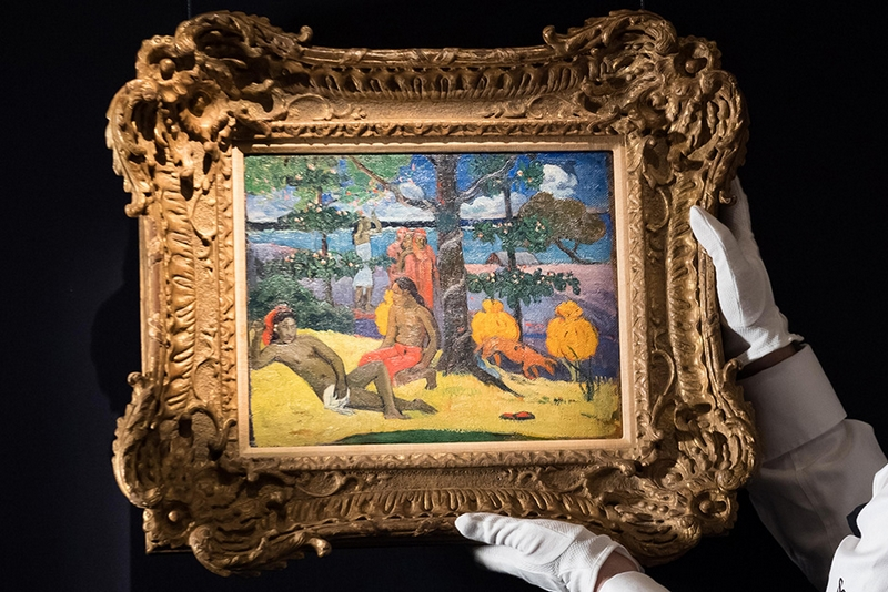 Sotheby's Introduces Virtual Reality to the Art World-