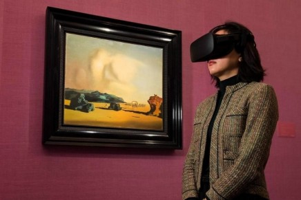 Sotheby's Introduced Virtual Reality to the Art World