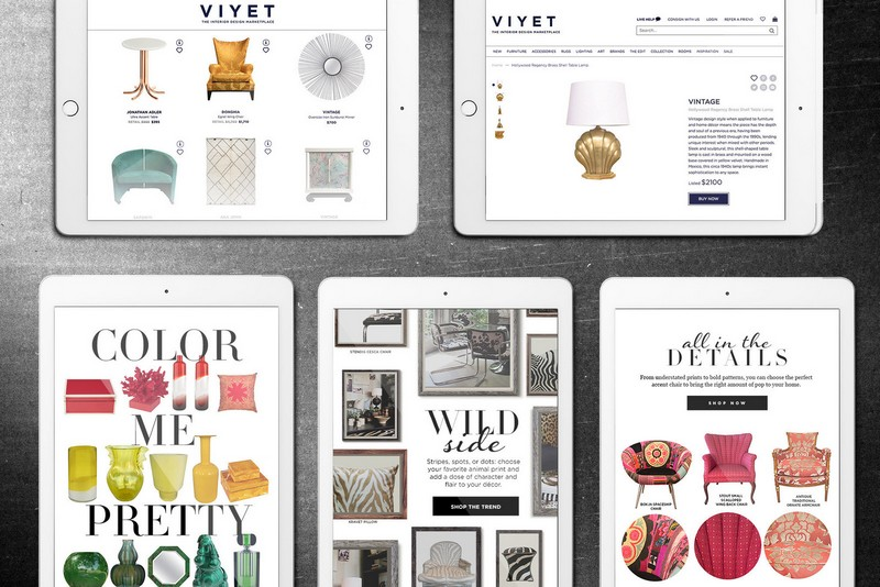 Sotheby's Expands E-Commerce Program and acquires Viyet, the Online Marketplace for Interior