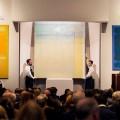 Sotheby's contemporary art auction New York - November, 2014