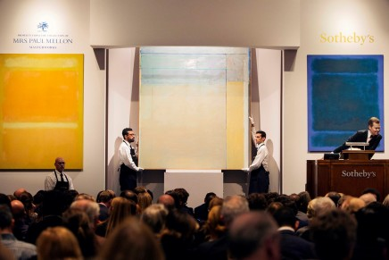 Going, going, gone: how Sotheby's and Christie's still lose out on big sales
