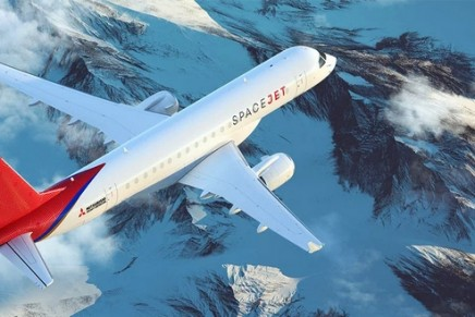 Mitsubishi SpaceJet family of aircraft debuts 2019 Paris Air Show