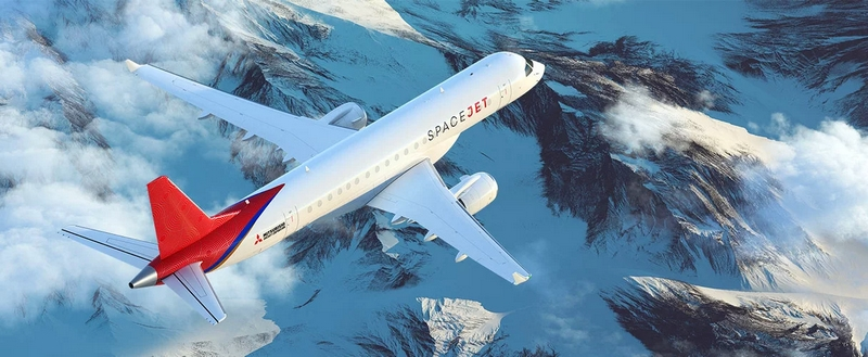 Space Jet by Mitsubishi Aircraft Corporation 2019-
