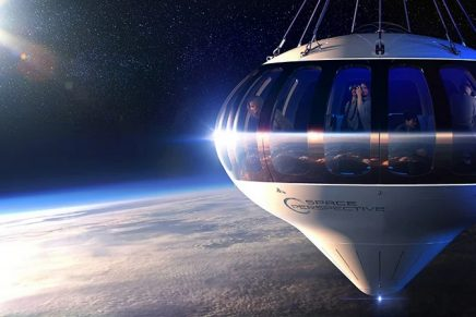 Space tourism: Spaceship Neptune luxury capsule will carry you on a journey to the edge of space
